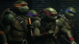 Injustice 2 Ninja Turtles