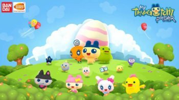 Bandai Namco Announces My Tamagotchi Forever for Mobile