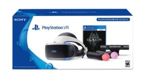 PSVR Bundle with Skyrim VR Announced for North America