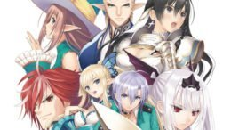 Sega Remastering Shining Resonance for PS4