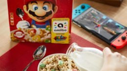 Nintendo and Kellogg's Officially Announce Super Mario Cereal