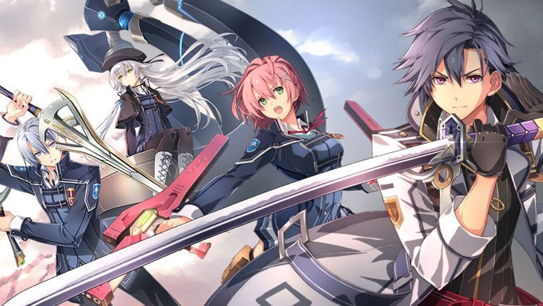Falcom Confirms Next Trails of Cold Steel and the First Two Games for PS4 News  Trails of Cold Steel The Legend of Heroes: Trails of Cold Steel III PlayStation 4 Falcom