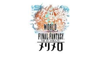 World of Final Fantasy: Meli-Melo Announced for Mobile
