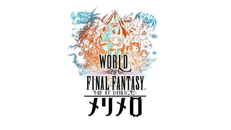 World of Final Fantasy Sequel Announced