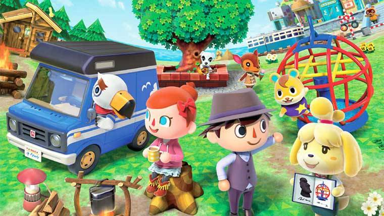 Animal Crossing: Pocket Camp for iOS Download Now Available in Canada