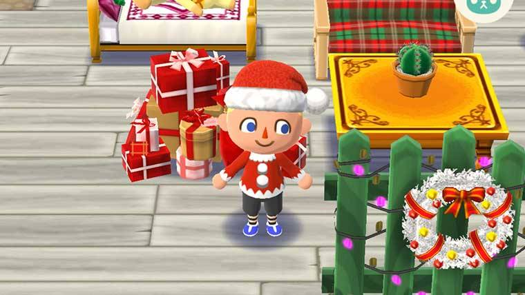 Animal Crossing: Pocket Camp Christmas Event Begins Soon