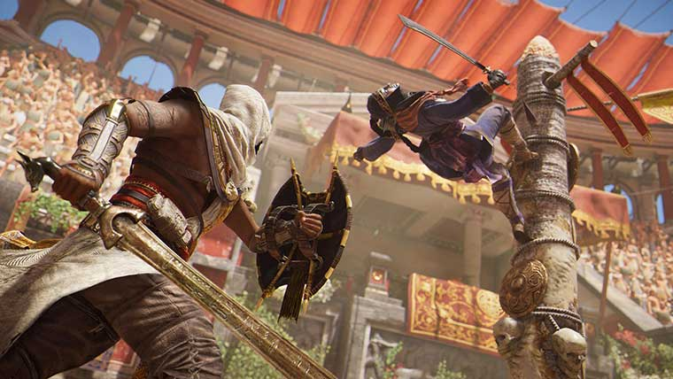 Assassin's Creed Origins Update 1 05 Stops Duping Glitch