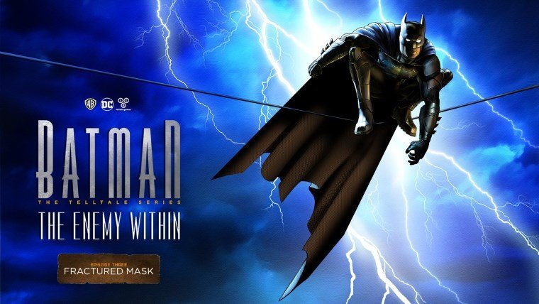 News  Telltale Games Batman: The Enemy Within
