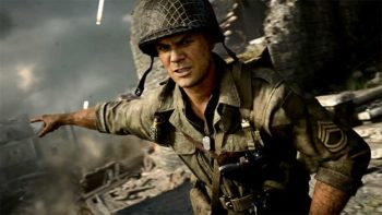 Call of Duty: WWII Gets the Last Number 1 of 2017 in the UK