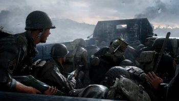 Call of Duty: WWII Spends a Third Week on Top of UK Charts