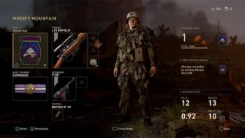 Call of Duty WW2 Guide: How to Change Your Appearance in Multiplayer