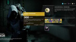 Destiny 2: Xur Will Now Offer Fated Engrams with New Exotics Each Week