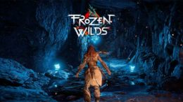 Horizon Zero Dawn:  How to Access The Frozen Wilds DLC