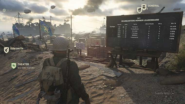 Games  Call of Duty: WW2 Call of Duty WW2 Guides
