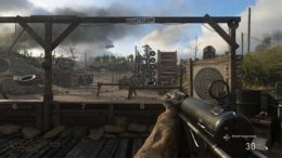Call of Duty WW2 Guide:  How to Unlock Watermelon Gun Range Sequence in Headquarters
