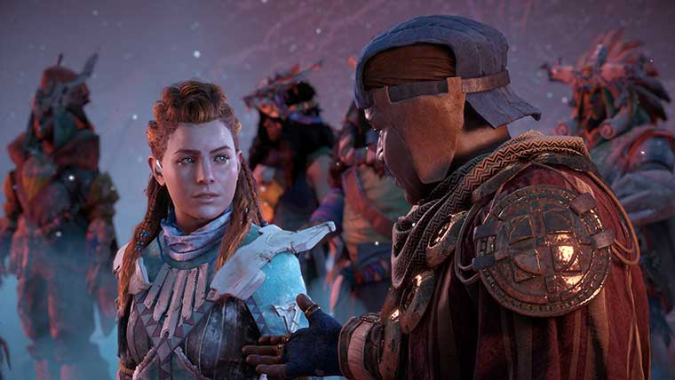 Horizon Zero Dawn: The Frozen Wilds Review Reviews  Horizon: Zero Dawn Horizon Zero Dawn: The Frozen Wilds