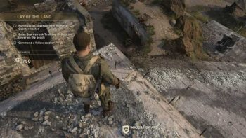 Call of Duty WW2 Guide: Headquarters Easter Egg Jumping Puzzle