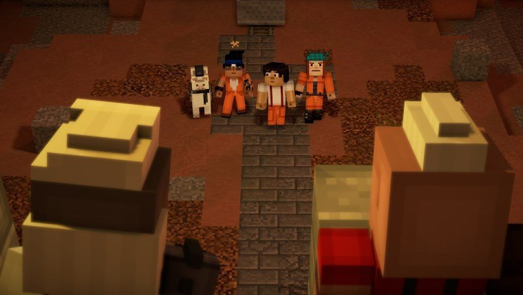 Minecraft Story Mode Season 2 Episode 4 Review Attack Of The