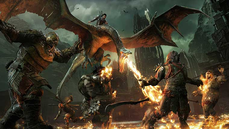 Middle-earth Shadow of War Details Free DLC and Expansion Plans