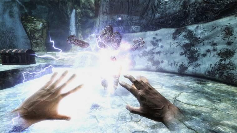 Reviews  VR The Elder Scrolls V: Skyrim Skyrim PSVR