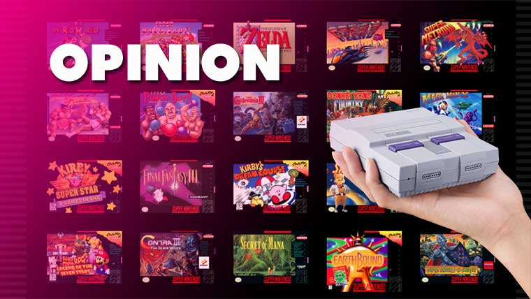 Opinion: This Whole SNES Classic Fiasco is Getting Ridiculous Articles  SNES Classic Nintendo
