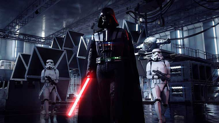 News Star Wars Battlefront 2