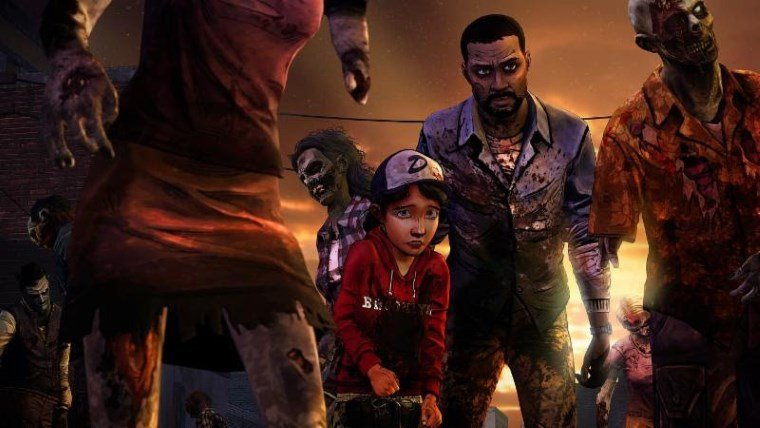 Telltale's The Walking Dead Collection adds visual enhancements
