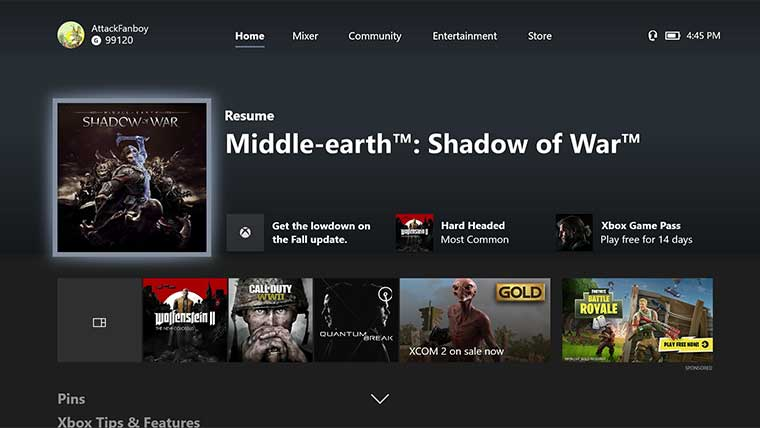 How to Transfer Games and Profile to Your Xbox One X - Attack of the