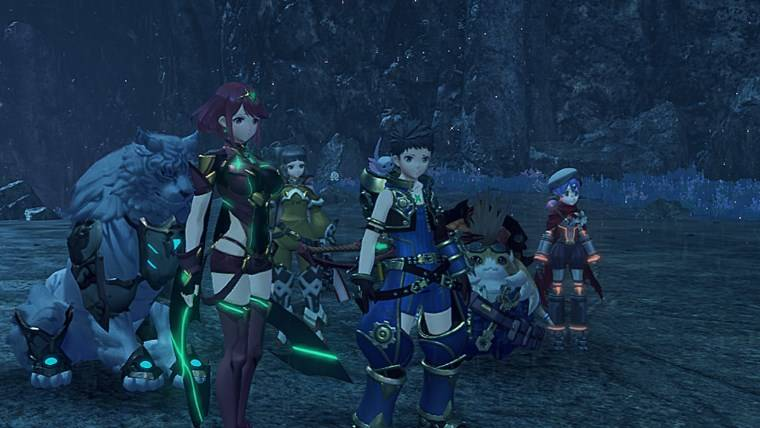 Xenoblade Chronicles 2 debuts at number 2 in Japan News Xenoblade Chronicles 2 at sales Nintendo Switch in Japan