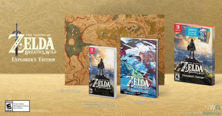 Zelda Black Friday Deals Announced News  Zelda The Legend of Zelda Ocarina of Time Nintendo Breath of the Wild