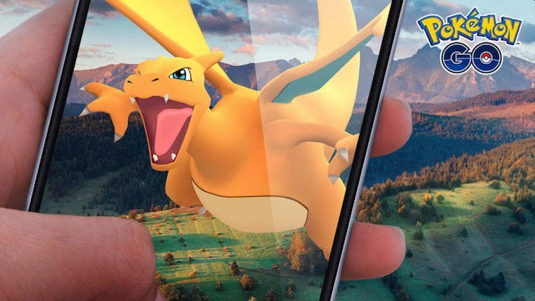Pokemon GO Adding Different Way to Catch Pokemon with AR Plus
