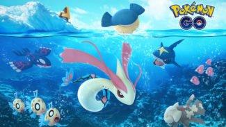 Pokémon GO Christmas Event Announced