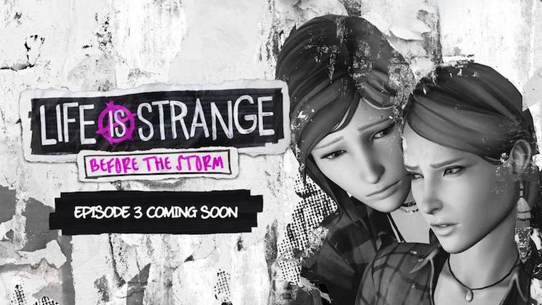 News  Square Enix Life is Strange: Before The Storm life is strange Deck Nine Games