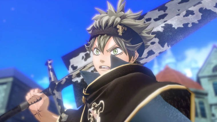 News  PlayStation 4 PC GAMES Black Clover: Project Knights Bandai Namco