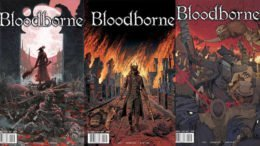 Bloodborne comic
