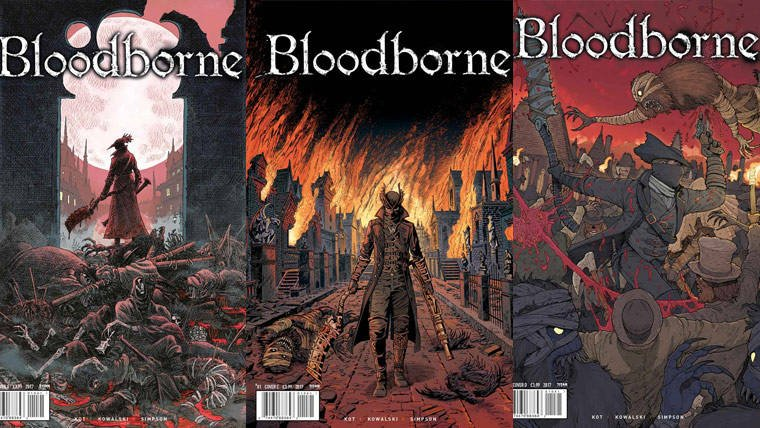 Bloodborne-comics