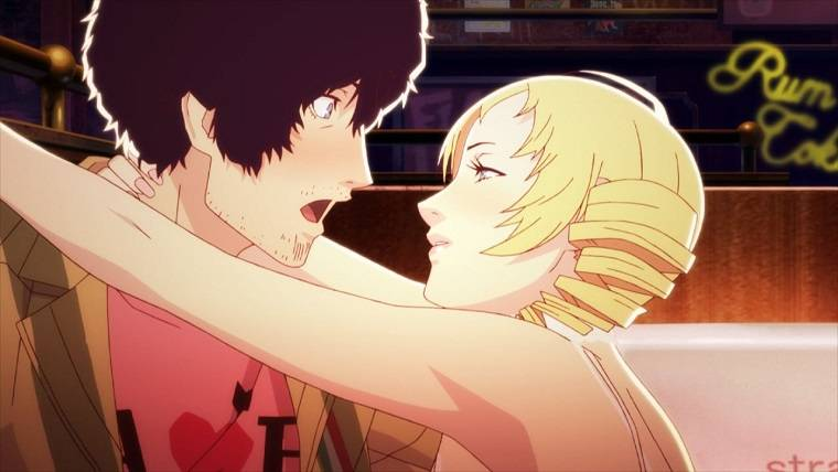 Catherine Remake 'Full Body' Climbing Over to PS4, PS Vita