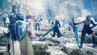 Dissidia Final Fantasy NT Gameplay Shows Off Story, Opening And More