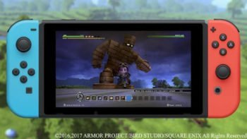 Dragon Quest Builders Launches on February for Nintendo Switch