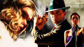 HTC Vive LA Noire PC GAMES Rockstar Games VR Image