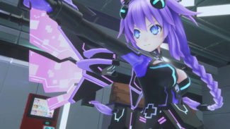 Megadimension Neptunia VIIR Presents Its Characters