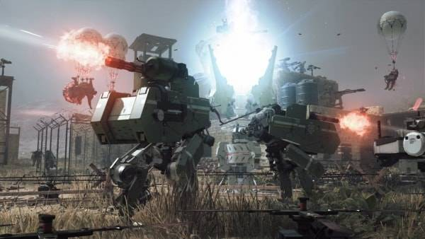 Konami reveals first video of Metal Gear Survive's single player campaign