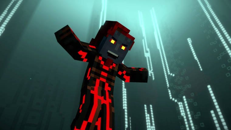Minecraft Story Mode Season 2 Finale