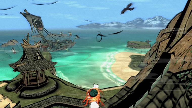 Reviews  Xbox One PlayStation 4 PC GAMES Okami HD Capcom