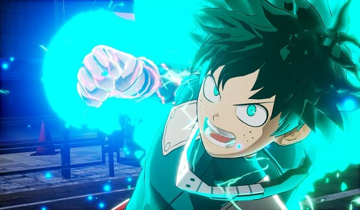 News  My Hero Academia: One's Justice My Hero Academia Bandai Namco