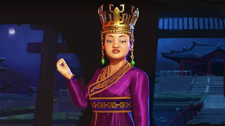 Koreans Unhappy With Who's Leading Them In Civilization 6
