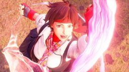 Street Fighter 5 Sakura