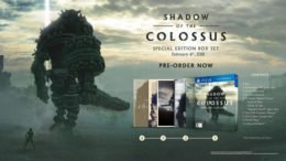 Shadow of the Colossus Special Edition