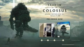 Shadow of the Colossus Presents Special Edition, PS4 Pro Modes