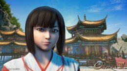 Shenmue 3 Reveals New Female Character